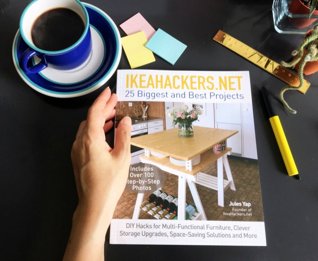 The IKEAhackers book