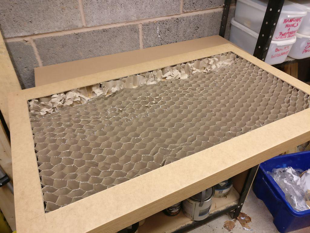 expose honeycomb