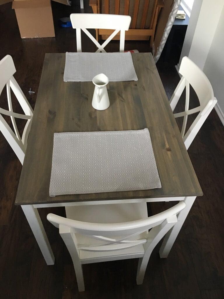 INGO farmhouse table