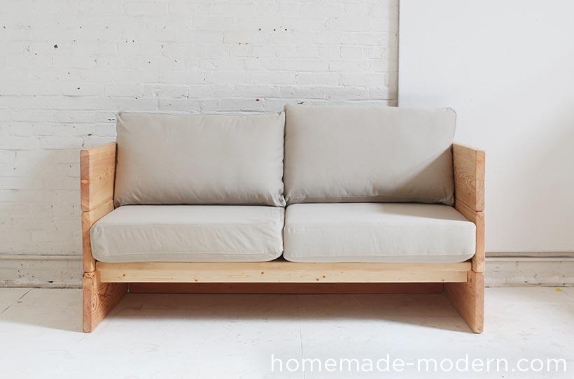 plywood armrests