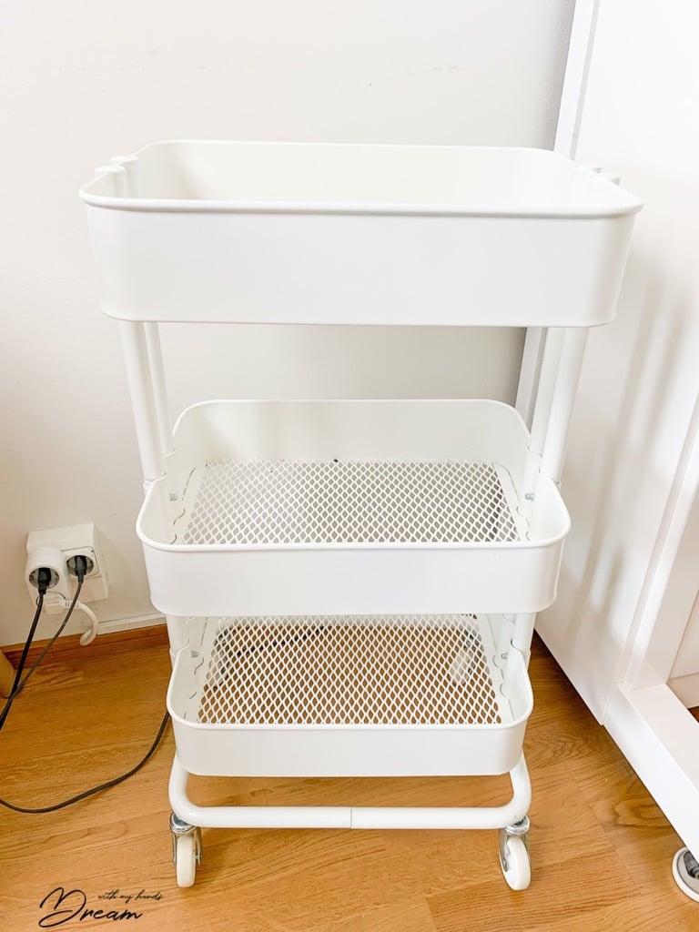 IKEA RÅSKOG cart