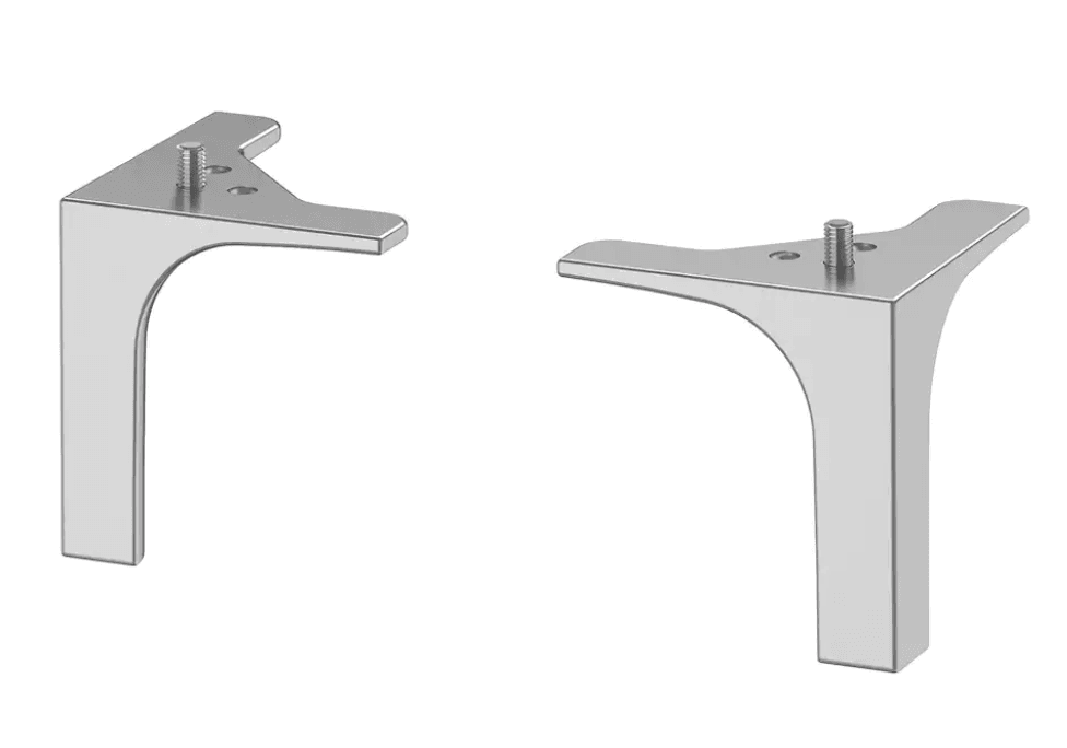 IKEA NANNARP legs