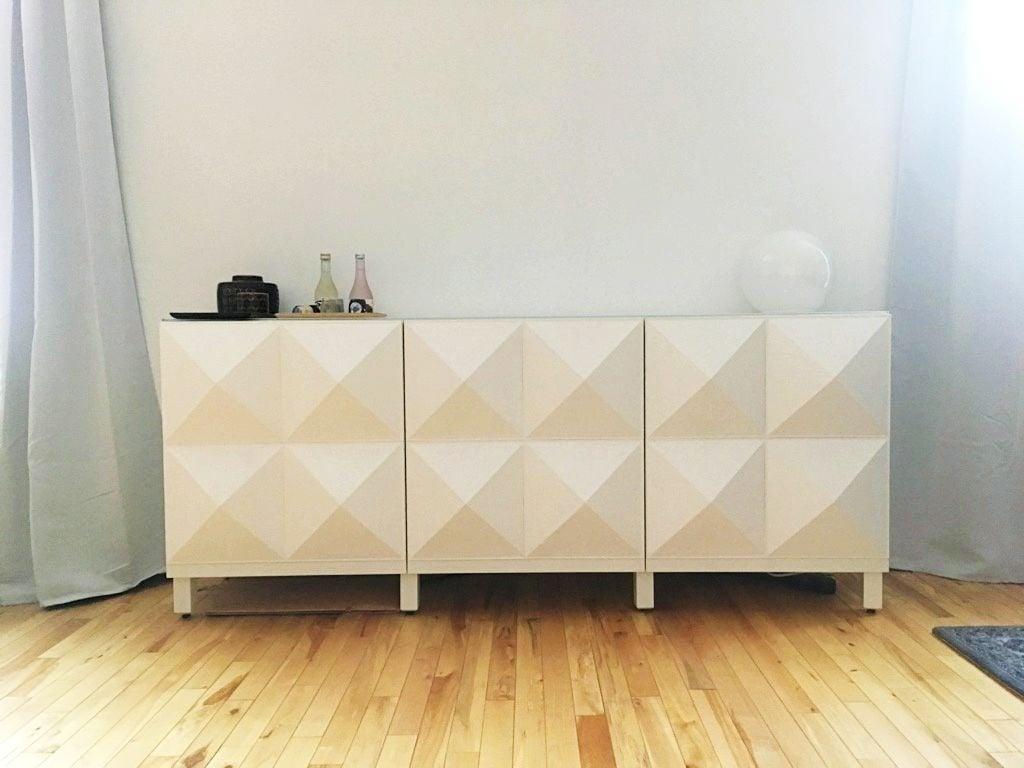best IKEA ideas of 2020 - besta custom door