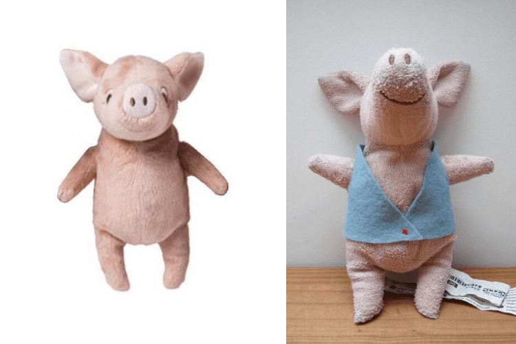 piggy waistcoat