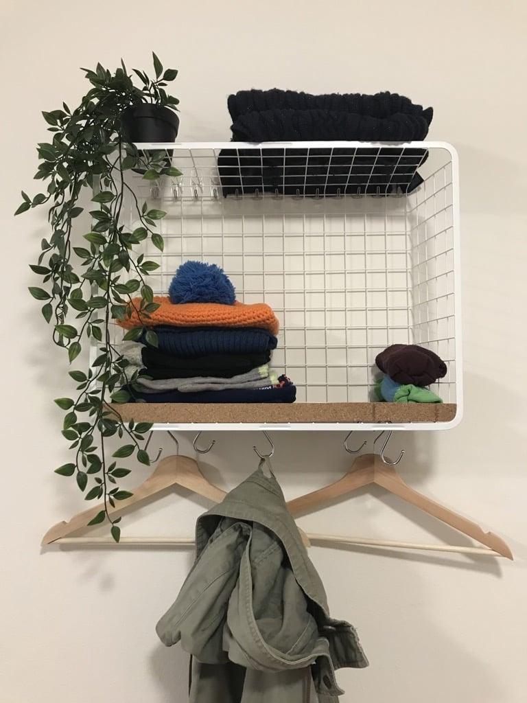 best IKEA ideas of 2020 - modern coat rack