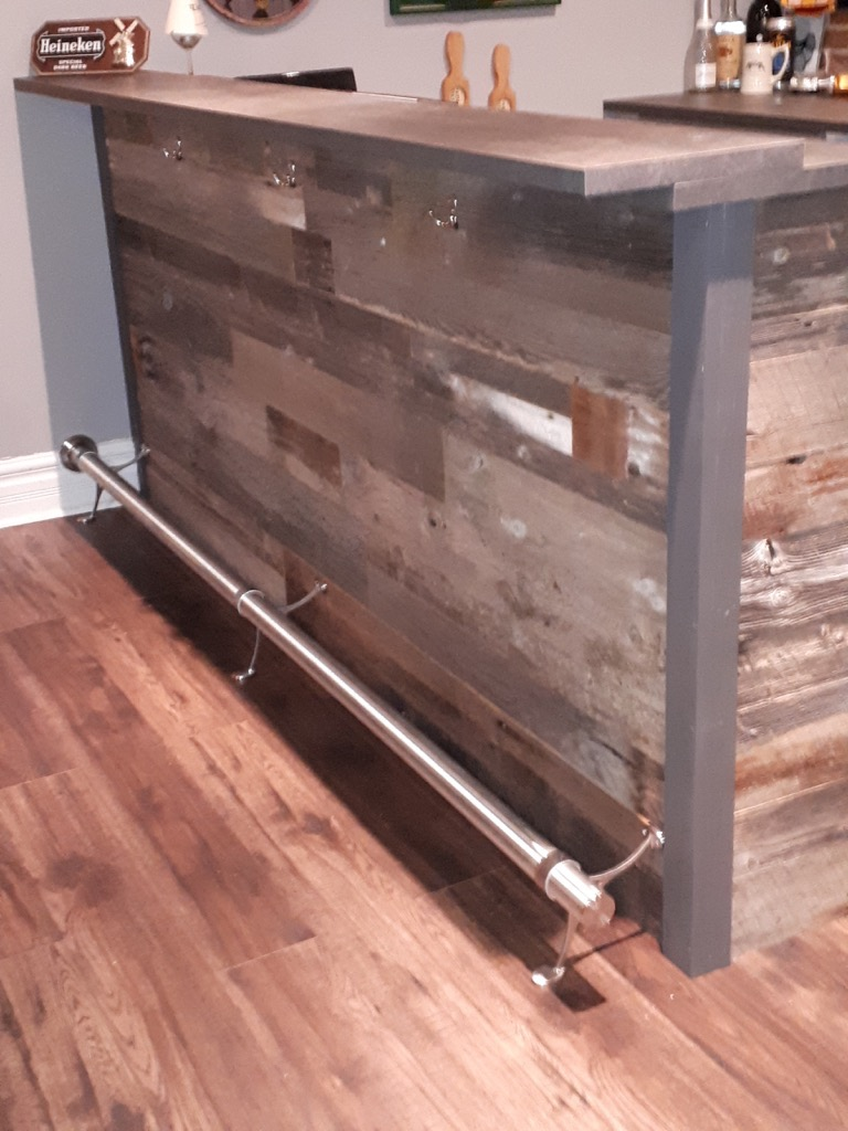 rustic bar hack