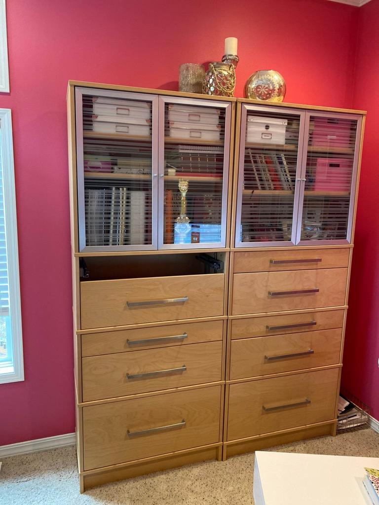 ikea effektiv office furniture