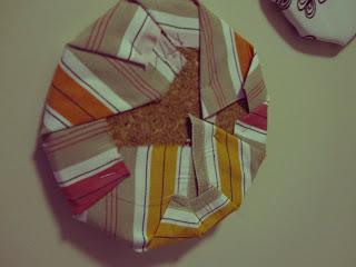 Trivet as wall decoration