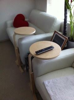 Frosta side table